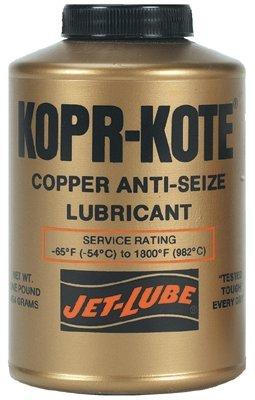 Jet-Lube 10004 Kopr-Kote High Temperature Anti-Seize & Gasket Compounds