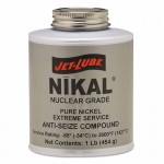 Jet-Lube 13604 Nikal High Temperature Anti-Seize & Gasket Compounds
