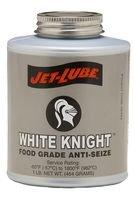 Jet-Lube 16404 White Knight Food Grade Anti-Seize Compounds