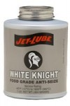 Jet-Lube 16404 White Knight Food Grade Anti-Seize Compounds