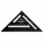 Johnson Level & Tool 1904-0700 Johnny Square Aluminum Professional Rafter Squares