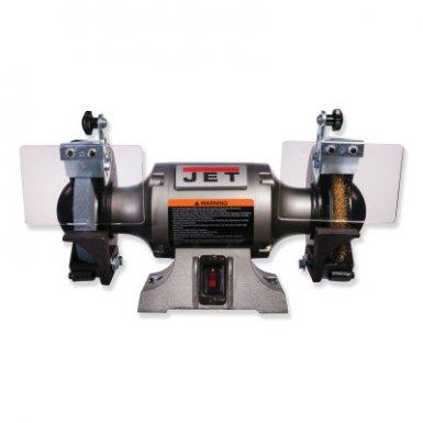 JPW Industries 577126 JBG Series Bench Grinder with Wire Wheel