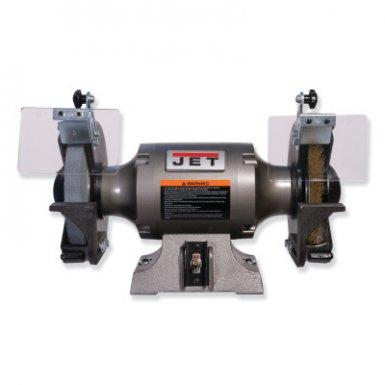 JPW Industries 577128 JBG Series Bench Grinder with Wire Wheel