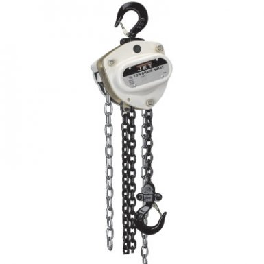 JPW Industries 106100 Jet L100 Hand Chain Hoists with Overload Protection