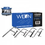 JPW Industries 11116 Wilton Classic Series F-Clamp Kits