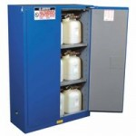 Justrite 8660282 ChemCor Hazardous Material Safety Cabinet