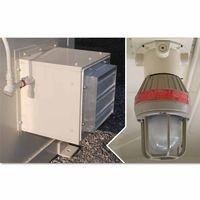 Justrite 915501 Interior Light-Fan Package-Outdoor Safety Locker