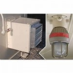 Justrite 915501 Interior Light-Fan Package-Outdoor Safety Locker