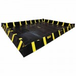 Justrite 28546 QuickBerm Spill Containment Berms