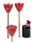Justrite 8201 Safety Drum Funnels