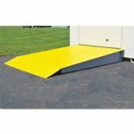Justrite 915001 Steel Loading Ramp