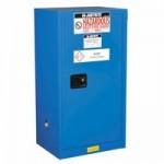 Justrite 861528 Sure-Grip EX Compac Hazardous Material Steel Safety Cabinet
