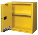 Justrite 893080 Yellow Safety Cabinets for Flammables