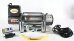 Keeper KW13122 Heavy Duty Series 12 Volt DC Electric Winches