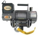 Keeper KW75122RM Heavy Duty Series 12 Volt DC Electric Winches