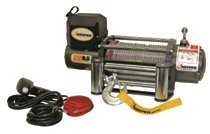 Keeper KW95122 Heavy Duty Series 12 Volt DC Electric Winches