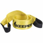 Keeper 2990 Heavy-Duty Vehicle Recovery Straps with Storage Bag