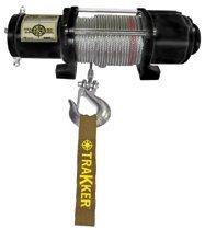 Keeper KT4000 Keeper Tracker ATV/UTV Series 12 Volt DC Electric Winches