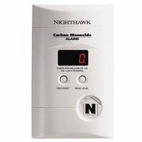 Kidde 900-0076-01 AC Powered Plug-In Carbon Monoxide Alarm