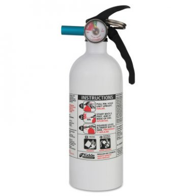 Kidde 21006287MTL Automobile Fire Extinguishers