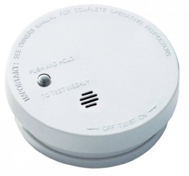 Kidde 0915E Battery Operated Smoke Alarms