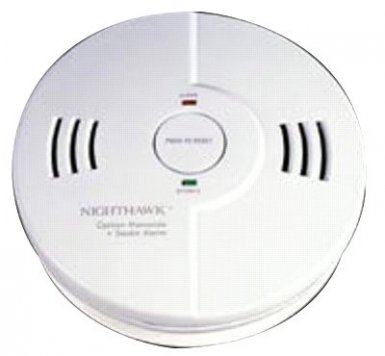 Kidde 900-0102-02 Combination Carbon Monoxide & Smoke Alarms