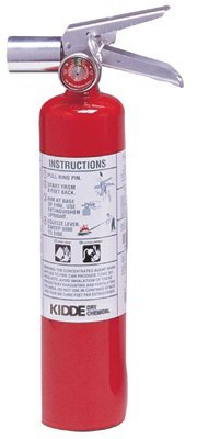 Kidde 466727 Halotron I Fire Extinguishers
