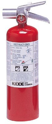 Kidde 466728 Halotron I Fire Extinguishers