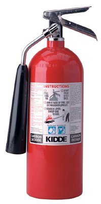 Kidde 466180 ProLine Carbon Dioxide Fire Extinguishers - BC Type