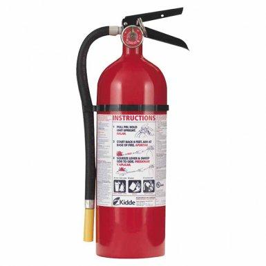 Kidde 466112-01 ProLine Multi-Purpose Dry Chemical Fire Extinguishers - ABC Type