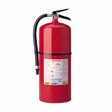 Kidde 466206 ProLine Multi-Purpose Dry Chemical Fire Extinguishers - ABC Type