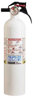 Kidde 466227 ProLine Multi-Purpose Dry Chemical Fire Extinguishers - ABC Type