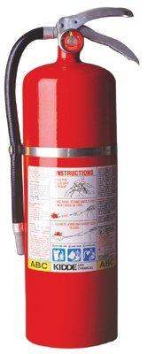 Kidde 468002 ProPlus Multi-Purpose Dry Chemical Fire Extinguishers - ABC Type