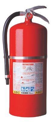 Kidde 468003 ProPlus Multi-Purpose Dry Chemical Fire Extinguishers - ABC Type