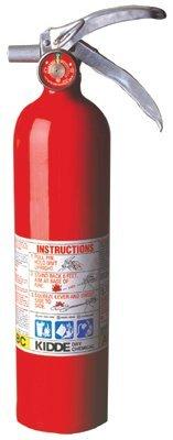 Kidde 468000 ProPlus Multi-Purpose Dry Chemical Fire Extinguishers - ABC Type