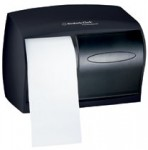 KIMBERLY-CLARK PROFESSIONAL 9604 In-Sight Double Roll Coreless Dispensers