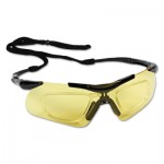 KIMBERLY-CLARK PROFESSIONAL 38504 Jackson Safety V60 Safeview* Safety Eyewear with RX Insert