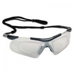 KIMBERLY-CLARK PROFESSIONAL 38507 Jackson Safety V60 Safeview* Safety Eyewear with RX Insert