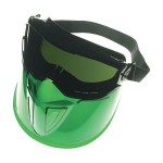 KIMBERLY-CLARK PROFESSIONAL 18633 Jackson Safety V90 SHIELD* Goggles