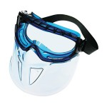 KIMBERLY-CLARK PROFESSIONAL 18629 Jackson Safety V90 SHIELD* Goggles
