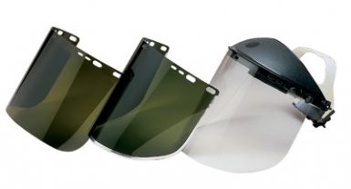 KIMBERLY-CLARK PROFESSIONAL 29080 Jackson Safety F50 Polycarbonate Special Face Shields