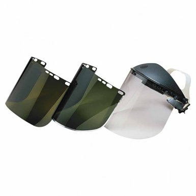 KIMBERLY-CLARK PROFESSIONAL 29082 Jackson Safety F30 Acetate Face Shields