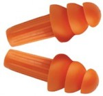 KIMBERLY-CLARK PROFESSIONAL 67221 Jackson Safety H20 Reusable Earplugs