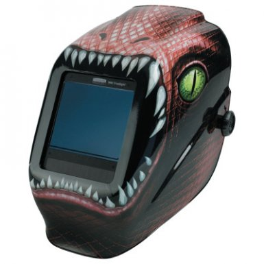 KIMBERLY-CLARK PROFESSIONAL 46162 Jackson Safety HLX Welding Helmets with TrueSight II Digital ADF