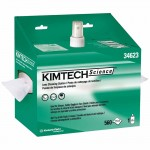 KIMBERLY-CLARK PROFESSIONAL 34623 Kimtech Science Lens Cleaning Stations