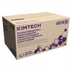 Kimberly-Clark Professional 48318 KIMTECH* Precision Cleaning Cloths +Chemical Application