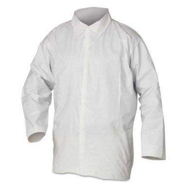 KIMBERLY-CLARK PROFESSIONAL 44403 Kleenguard A40 XP Liquid & Particle Protection Shirt