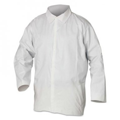 KIMBERLY-CLARK PROFESSIONAL 44404 Kleenguard A40 XP Liquid & Particle Protection Shirt