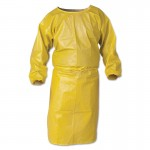 KIMBERLY-CLARK PROFESSIONAL 9829 KleenGuard A70 Chemical Spray Protection Smocks