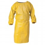 KIMBERLY-CLARK PROFESSIONAL 9830 KleenGuard A70 Chemical Spray Protection Smocks